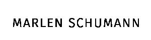 Marlen Schumann Logo